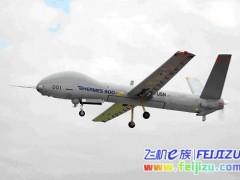 """以色列""""赫尔墨斯""""900型无人机"""