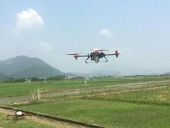 惠民县现代农业产业园:无人机帮忙实现大规模农田管理