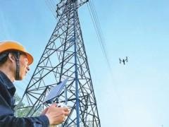 福州东所线路民警首次展开无人机精细化巡查线路,确保安全运行