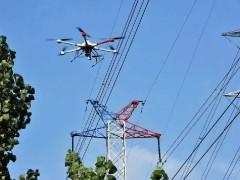 漳州开发区:无人机巡检电网,更高效精细化完成