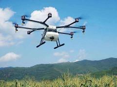 无人机新功能亮相2020中国国际农机展,引众人关注
